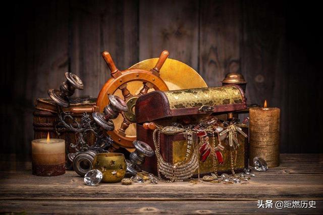 中國歷史上三大寶藏,隨便得一個富可敵國,至今沒有找到