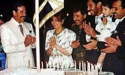 組圖:中東雙雄薩達姆與卡扎菲的情人PK,誰的結局更悲慘?