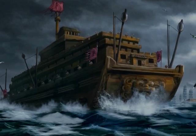白江口之戰:唐朝和日本的正面交鋒,典型的大人欺負小孩子