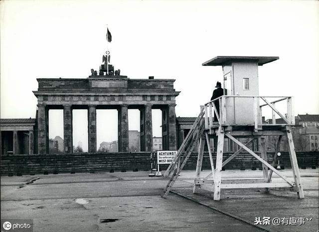 """歷史上的6月18日,第一次""""柏林危機""""爆發"""
