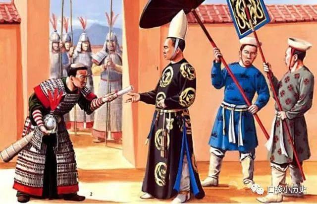 西夏并不強大,從第一代開始就亂政,為何還能延續近兩百年