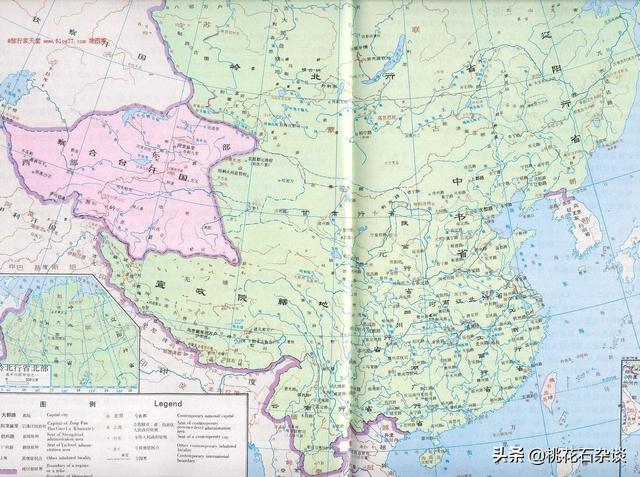中國歷史上哪些朝代能被稱為真正的帝國?4.5個!0.5是什么鬼?
